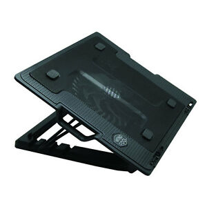 Laptop cooling tray