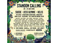 Standon Calling - Volunteer and get to see amazing bands & DJs for free! Apply now!