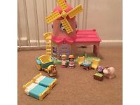 elc happyland musical windmill