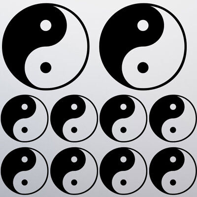 Rustic Home Decorating Ideas Living Room 10 Yin Yang Sticker Vinyl Decal Chinese Symbol Car Bike Van Laptop Bumper Window Country Home Decorating Blogs