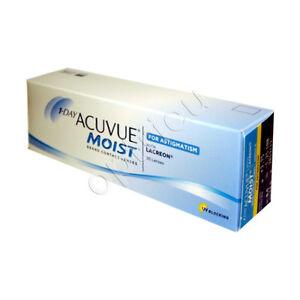 1-Day Acuvue Moist for Astigmatism toric 2 x 30 Kontaktlinsen Sonderangebot