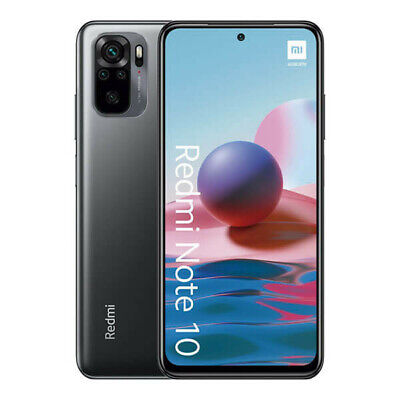 XIAOMI REDMI NOTE 10 4G 64GB+4GB RAM 6,43'' TELÉFONO MÓVIL LIBRE SMARTPHONE...
