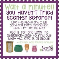 Scentsified with Scentsy
