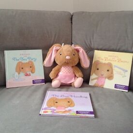 Abigail Interactive Buddy and Books Toys for Girls / Kids