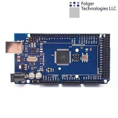 Mega 2560 R3 Board Arduino Compatible Atmega2560 Atmega 16u2 Usa Funduino
