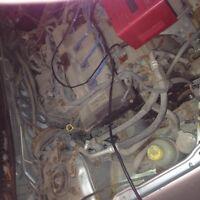 Mechanic or tire work
