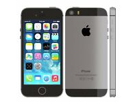 Apple Iphone 5s 16GB Gold, Silver, Space Grey (Unlocked) in good condition