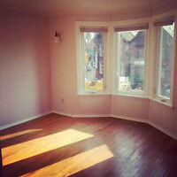 A room for rent at Bloor st West and Perth