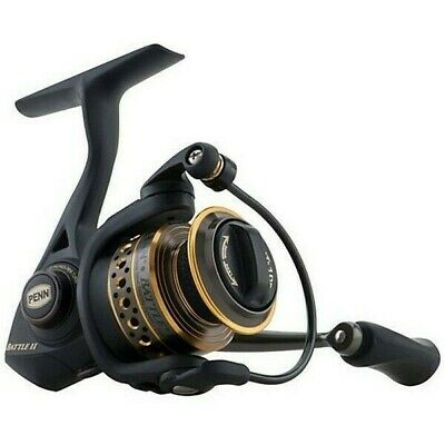 PENN Battle II Spinning Reel (All Models) - Brand New + Free Shipping