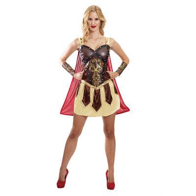 Erwachsene Krieger Prinzessin Königin Göttin Kostüm Schicke Verkleidung - Prinzessin Outfits Erwachsene