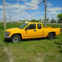 2007 GMC Canyon SL Pickup Truck