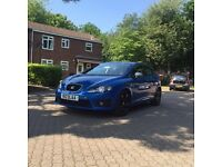SEAT LEON CR FR FULLY LOADED HPI CLEAR ONE OFF KIND!!!