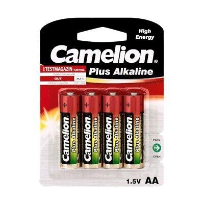 Battery, Batteries Micro Battery AAA Alkaline Blister da 4 Pieces