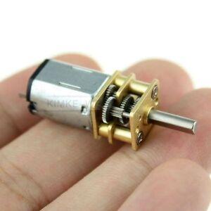 3V-15RPM-Torque-Gear-Box-Motor-New
