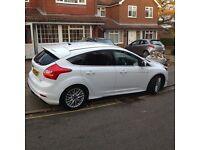 ford focus zetec S 1 L eco-boost