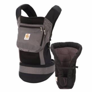 Ergobaby Performance Baby Carrier with Infant Insert Melbourne CBD Melbourne City Preview