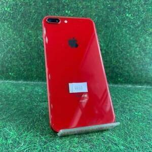 GOOD CONDITION Iphone 8 plus 64gb red stock 4458 tax invoice warranty
