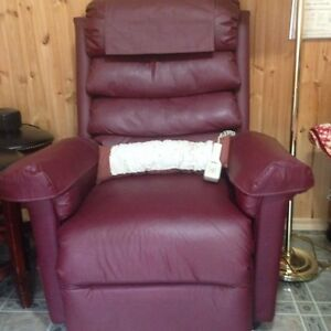 Electrical lift and recliner chair