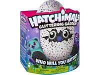 Hatchimal Glittering Garden, Brand new