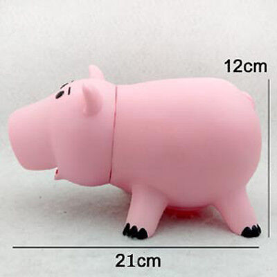 Toy Story Hamm Piggy Bank Money Box Christmas Gift Kids Saving Coin Penny Cash