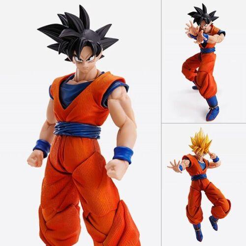 Imagination Works Dragonball Z SS Son Goku Action Figure Tamashii Bandai