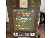 Childs combat kit
