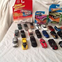 Diecast collectible cars