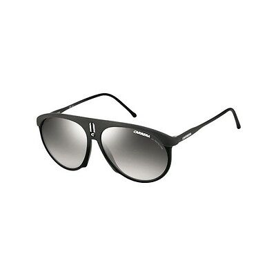 CARRERA  29  Sonnenbrille  KHX  IC, Matt Black / Grey Silver Mirrored, NEU