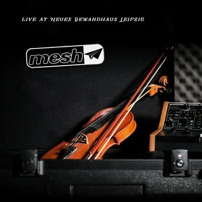MESH Live at Neues Gewandhaus Leipzig LP VINYL 2017 LTD.250 (VÖ 24.11)