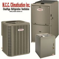 Installation Repair of Heat Pumps Air conditioners and Furnaces