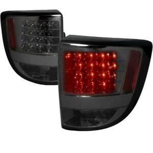 2000-2005 TOYOTA CELICA Smoked Lens Led Tail Lights