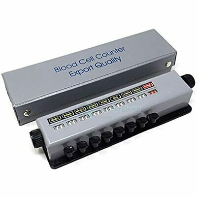 Blood Cell Counter 8 Key Usa Sellers - Same Day Shipping