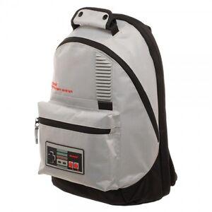Nintendo Controller Super Nintendo System Video Game Backpack Bookbag BP57LPNCT