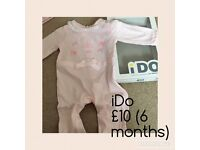 Various Baby Clothes