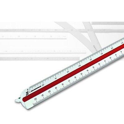 Dreikantmaßstab Architekt 4 Rumold 150/4/30, 30 cm