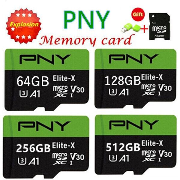 micro sd 512gb 256gb 128gb 64gb memory