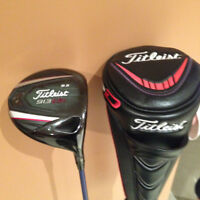 Titleist Driver 913 D2 - Right handed