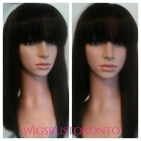 SPRING READY?? Cute & Chic Bangs Ready for Purchase