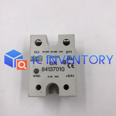 1pcs New Crouzet Gn84137010 Gn 84137010 Plc Amp Heater Relay