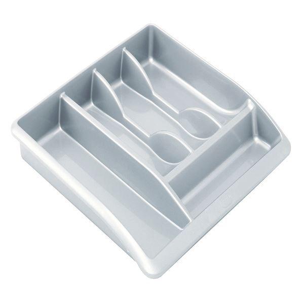 Addis Metallic Cutlery Tray 510855, 385 x 400 x 55mm [AG05890]