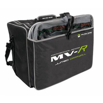 Maver MVR Jumbo Carryall NEW Coarse/Match Fishing Tackle Bag/Luggage