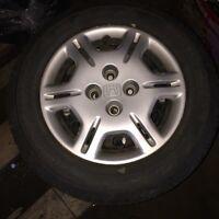 Honda Civic snow tires