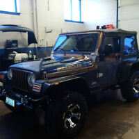 2005 Jeep Wrangler - Only One Like It
