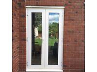 While double glazing patio doors
