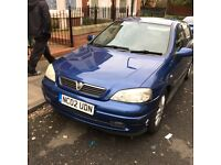 Vauxhall Astra 1.6 SRi