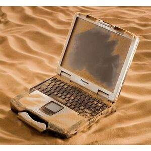 METAL RUGGED LAPTOP PANASONIC TOUGHBOOK CF-29 RELIABLE