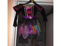 Halloween costume for girl age 3-4 £2