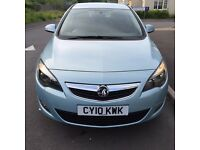 Stunning Vauxhall Astra SRI 1.6 vvti auto/tiptronic