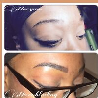 Permanent makeup by Maryam $249 special of July