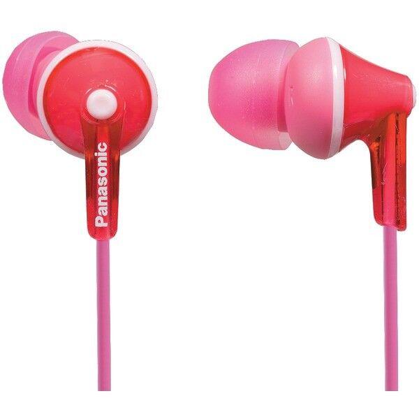 Panasonic RP-HJE125 Headset ErgoFit In-Ear Earbud 3.5 MM PIN
